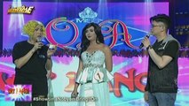 It' Showtime Miss Q & A: Vhong Navarro notices something on Vice Ganda's hand
