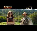 JUMANJI 2 WELCOME TO THE JUNGLE International Trailer #3 (2017) Dwayne Johnson Action Movie HD