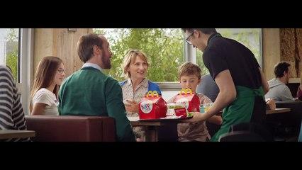 TBWA\Paris pour McDonald's - «Service A Table de McDonald's» - Novembre 2017