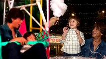 SRK's Son AbRam Enjoys Cotton Candies, Plays On Giant Wheel At Aaradhya Bachchan Birthday Party