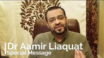 Aamir Liaquat Apologized from Shahzeb Khanzada - Is Aamir Liaquat joining Geo
