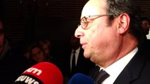 François Hollande donne son avis sur Molenbeek
