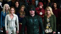 Arrow, The Flash, Supergirl, Legends of Tomorrow : la bande-annonce du crossover