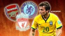 يورو بيبرز: جناح برازيلي يشعل المنافسة بين الاندية الانجليزية