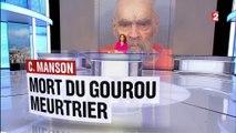Charles Manson : mort du gourou meurtrier