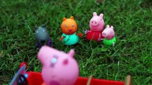 Peppa Pig Creations 44 - Muddy Puddle Adventure!