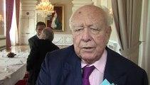 Jean-Claude Gaudin, président de la Métropole Aix Marseille Provence.