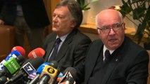Italie/Football: Tavecchio en colère après sa démission
