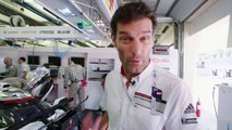 Porsche Access all Areas - Webber shows us inside the 919 Hybrid