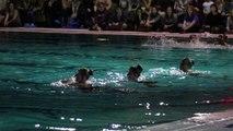 natation synchronisée gala swim and dance à Tournai 3