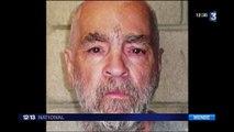 Etats-Unis : le gourou meurtrier Charles Manson est mort