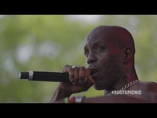 """DMX """"Up In Here"""" @ ROOTS PICNIC"""