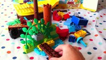 LEGO duplo Pirate Jake and Neverland Pirates with Captain Hook Pirate Ship Bucky Building the Toy