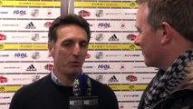 interview - christophe Pelissier Amiens SC -Lille OSC ( 3-0 )