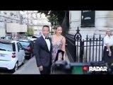 John Legend & Chrissy Teigen in Paris