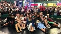 Teufelsrad Damenfahrt. Traditionelles Fahrgeschäft auf der Münchner Wiesn' Munchner Oktoberfest 2017