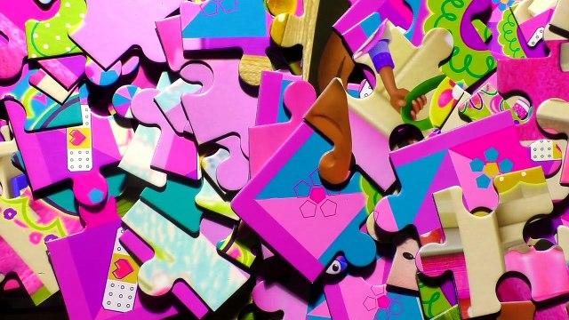 Doctor DOTTIE Doc McStuffins Puzzle Games Stuffy Hallie Lambie Chilly Kids Toys Clementoni Puzzles-gKupazNz1r8