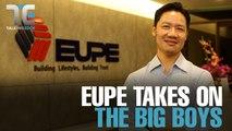 TALKINGEDGE:Kedah-based Eupe takes on the big boys