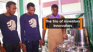 Benin: The trio of inventors-innovators