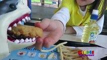 Feeding Pet Shark McDonalds Chicken Nuggets, Feeding Pet Shark McDonalds Happy Meal Compilation