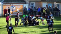 Aubenas / Provence Rugby : les temps forts