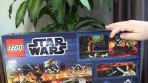 Lego Star Wars 9494 Anakins Jedi Interceptor!