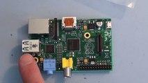 How to connect a Raspberry Pi to a Motorola Atrix 4G Laptop Dock