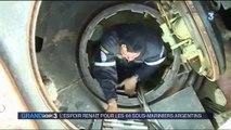 Argentine : un espoir pour le sous-marin disparu