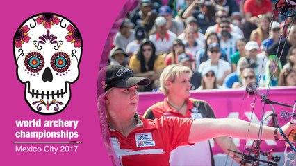 Kristina Heigenhauser v Sarah Sonnichsen – Compound Women Bronze final | Mexico City 2017