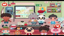 Dr Panda Town Part 2 - Go to Supermarket - Games Apps for Kids