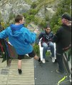 Canyon Swing Chair Queenstown In New Zealand