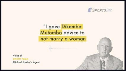 How David Falk Stopped Dikembe Mutombo's Wedding