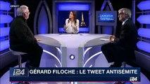 Clash entre Gérard Filoche et Anna Cabana en direct