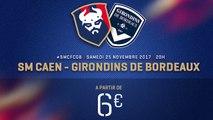 La bande-annonce de Caen / Bordeaux