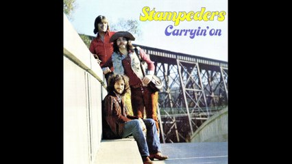 Stampeders - Devil You