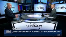 THE SPIN ROOM | One-on-one with journalist Ralph Dekkers | Tuesday, November 21st 2017