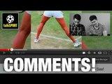 Banter, Bad Grammar & Beat Downs #1 | Comments!