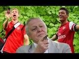David Attenborough Meets Arsenal FC