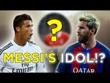 25 Footballers And Their Biggest Idols | Part Two