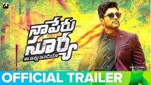 Naa Peru Surya Naa Illu India Full Telugu Movie 2018 Latest Video