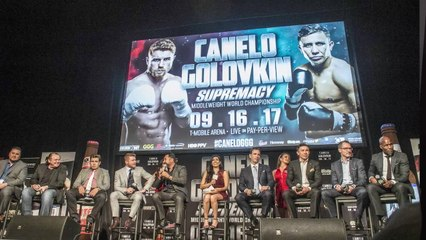 Watch: Boxing superstar Saul 'Canelo' Alvarez talks training, motivation against Gennady Golovkin