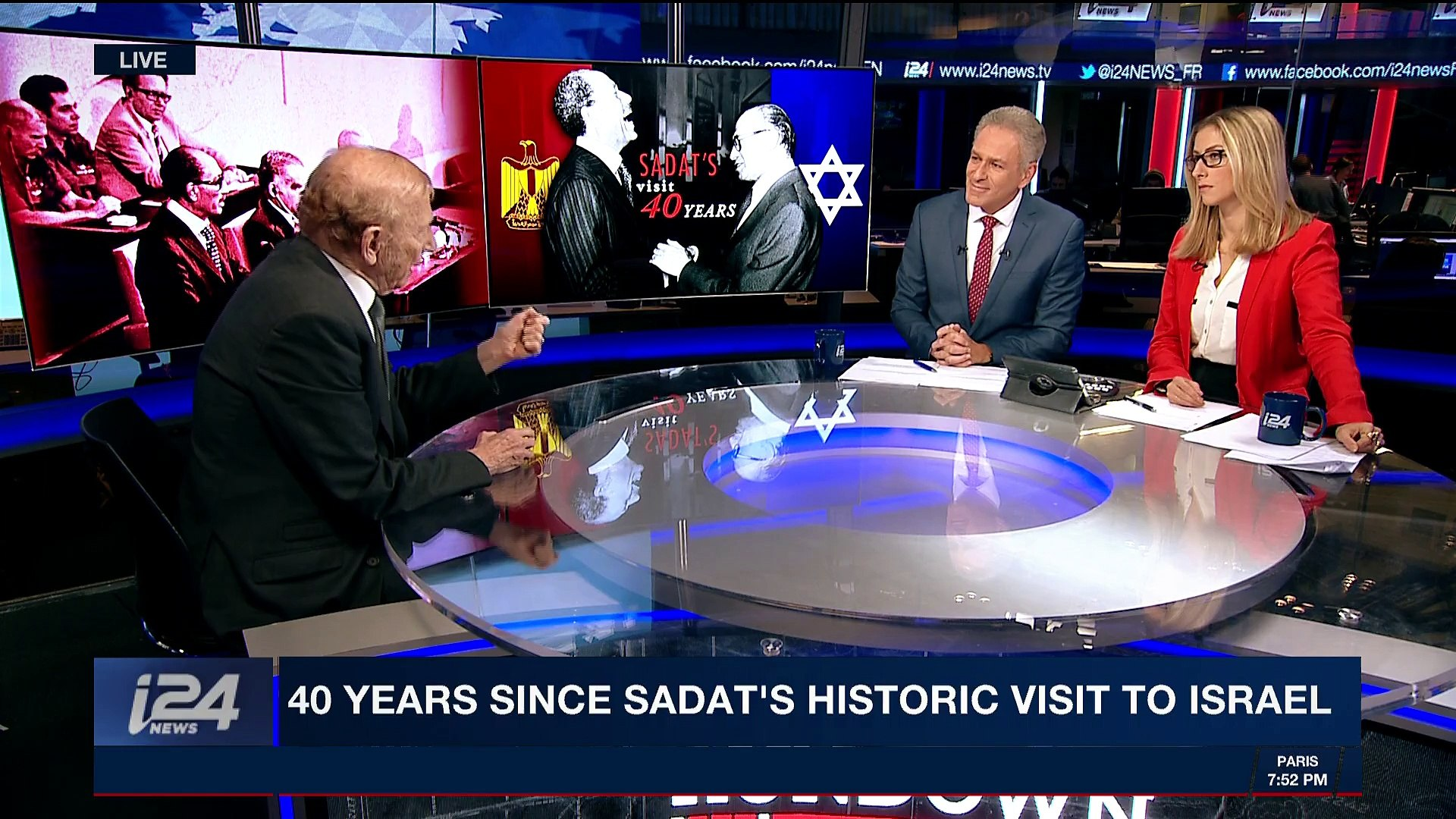 THE RUNDOWN | Sadat's visit reshaped the Middle East | Tuesday, November 21st 2017