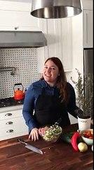 Chef Vanessa Gianfrancesco's Kitchen Hacks: How to Make Juicy Meatballs, Meatloaf and Ground Beef