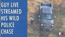 Pile Up Crash, Dale Jr. Tribute, Autonomous Brake Save, VelociRaptor Test Drive, And Streamed Police Chase
