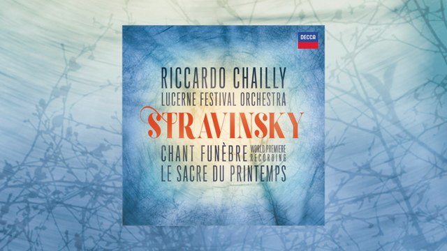 Lucerne Festival Orchestra - Stravinsky: Chant funèbre, Op.5