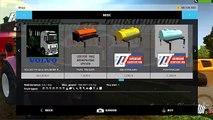 Farming Simulator new #Map Les petits travaux/Construction/sand/dirt/gravel/Beton
