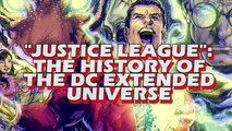 Double Take - Justice League: The History of the Extended DCEU