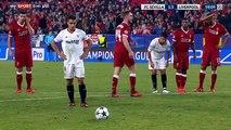Wissam Ben Yedder Goal HD - Sevilla2-3Liverpool 21.11.2017
