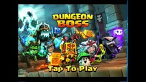 Dungeon Boss, Barbarian Hordes (Barbarian Bonanza event, levels 1-5) Balog event full play through