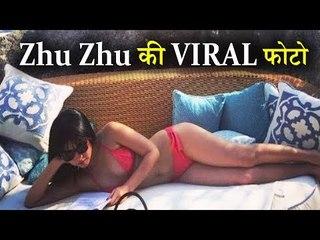 Salman Khan's 'Tubelight' Co-Star Zhu Zhu Sexy Red Bikini Viral Photo